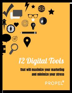 12 marketing tools