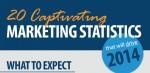 20 Captivating Marketing Statistics that will Drive 2014
