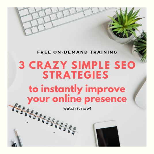 Free Simple SEO Training