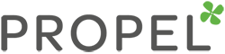 Propel Marketing & Design, Inc. Logo