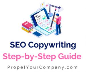 Writing for SEO | PropelYourCompany.com