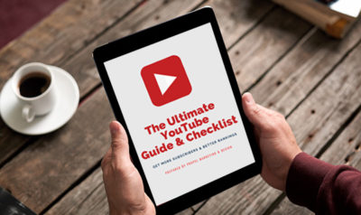 Ultimate YouTube Guide & Checklist