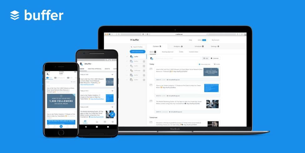 Buffer - Social Media Tool