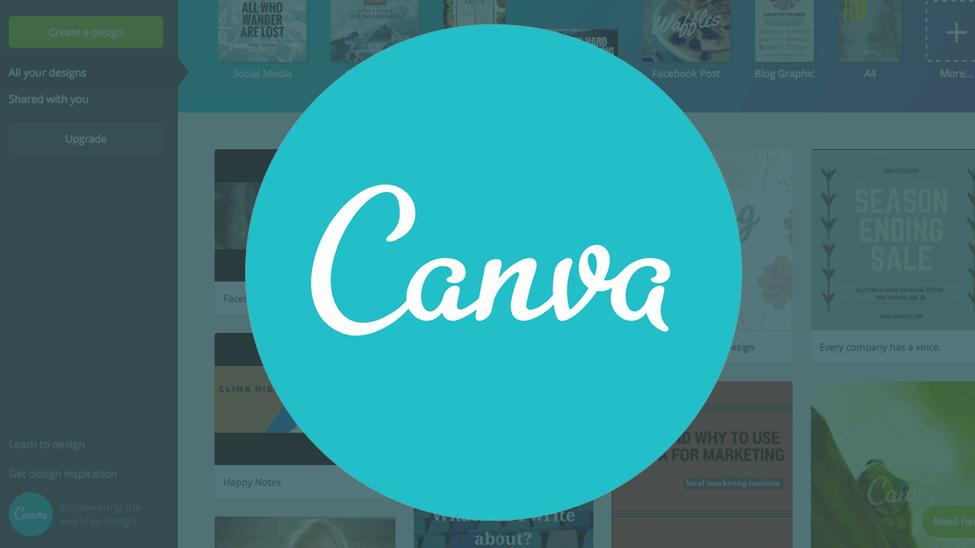 Canva - Social Media Tool