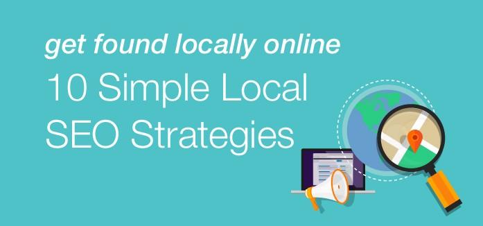 10 Simple Local SEO Strategies