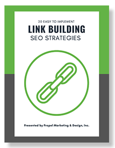 Download 20 Easy to Implement Link Building SEO Strategies