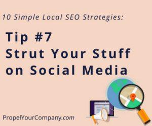 Strut Your Stuff on Social Media