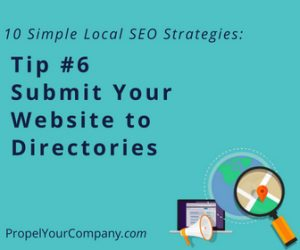 Submit Your Website to Directories