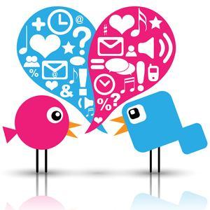 love of social media