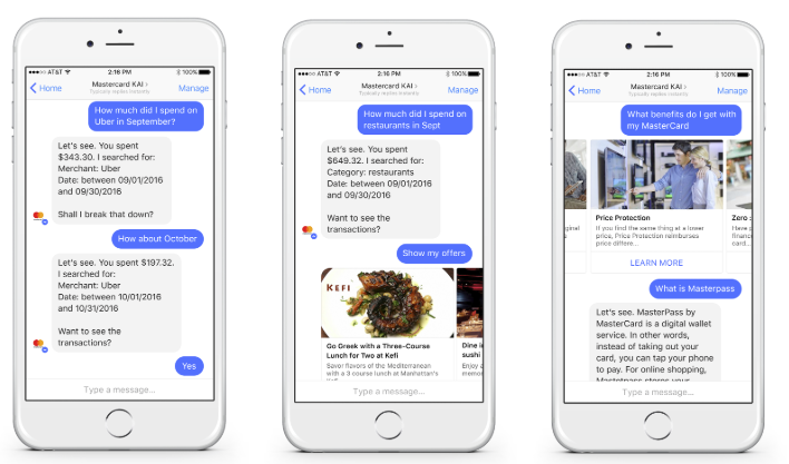 Chatbots as a digital media strategy