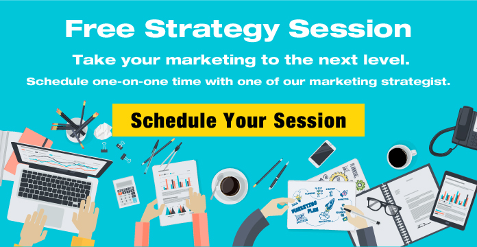 Schedule a marketing session