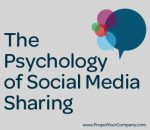 The Psychology of Social Media Sharing