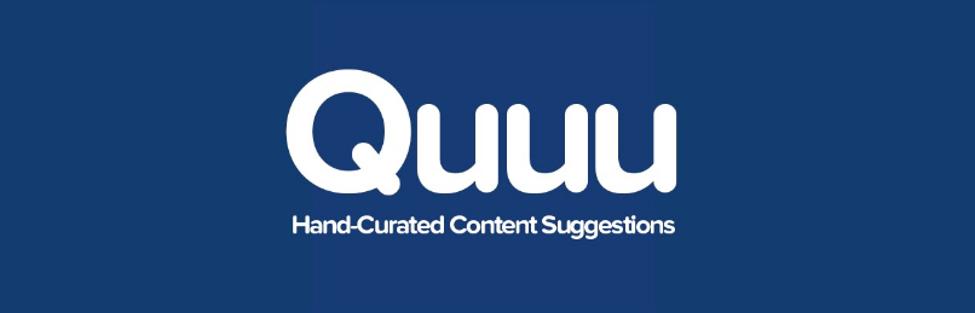 Quuu - Social Media Tool
