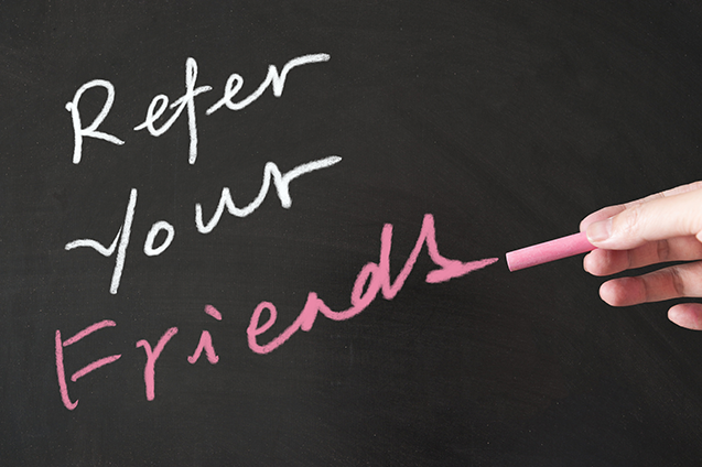 referral marketing is so useful for eCommerce websites