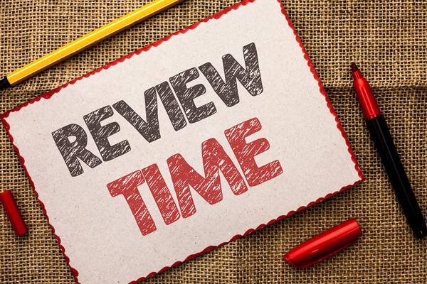 How Did Your Marketing Review Go