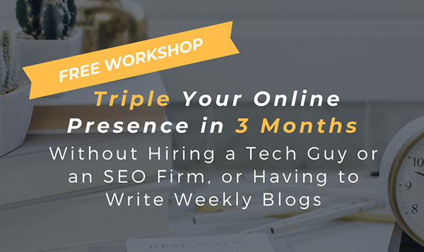 triple your online presence