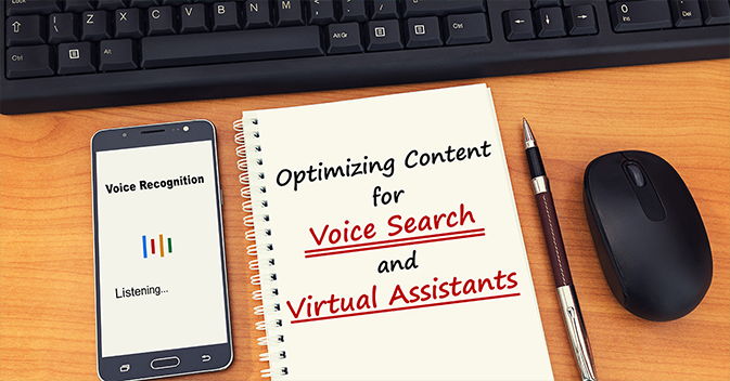 Optimizing Content for Voice SEO